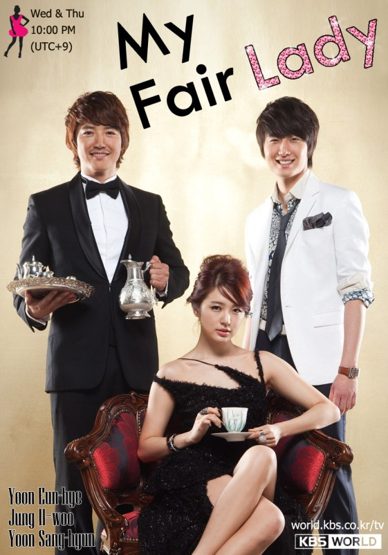 "K-Drama Poster ""My Fair Lady"" (1)"
