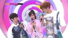 "Foto Kim So Hyun became MC at MBC music program ""Music Core"" (2)"