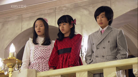 "Foto Kim So Hyun in ""Baker King Kim Tak Goo"" (2010)"