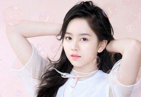 Koleksi Lengkap Album Foto Terbaru Kim So Hyun Artis Cantik Korea 04
