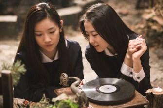 """Park So Dam in K-Movie """"The Silenced"""""""
