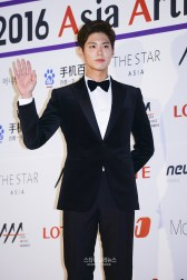 The 2016 Asia Artist Awards Red Carpet - Park Bo Gum