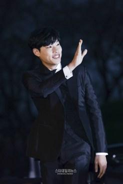 The 2016 Asia Artist Awards Red Carpet - Ryu Jun Yeol
