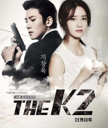 "Kdrama Poster ""The K2"" 2"