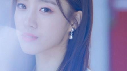 Korean Actress Hyomin di VM TIAMO T-ARA 2016