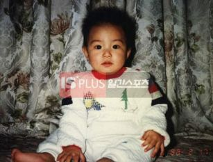 Lee Min Ho's Childhood Photo 2
