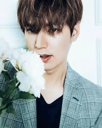 Lee Min Ho the flower man