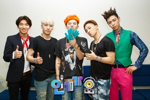 Bigbang Comeback On Sbss Inkigayo 2015