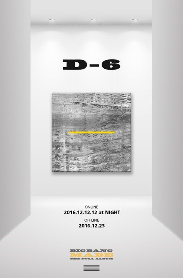 Teaser Big Bang Made Album 2
