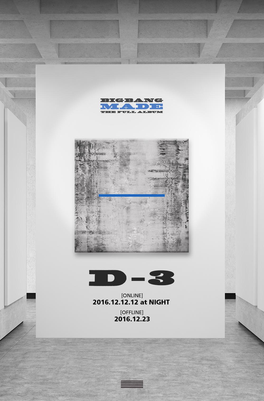 Teaser Big Bang Made Album 6