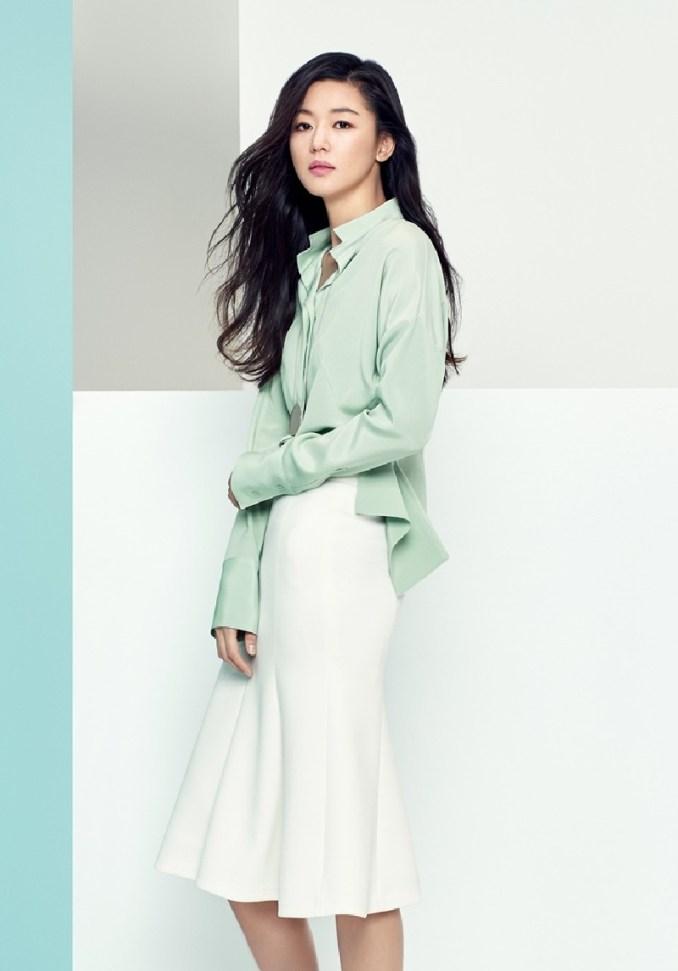 2017 Jun Ji Hyun's Photo For MICHAA 1