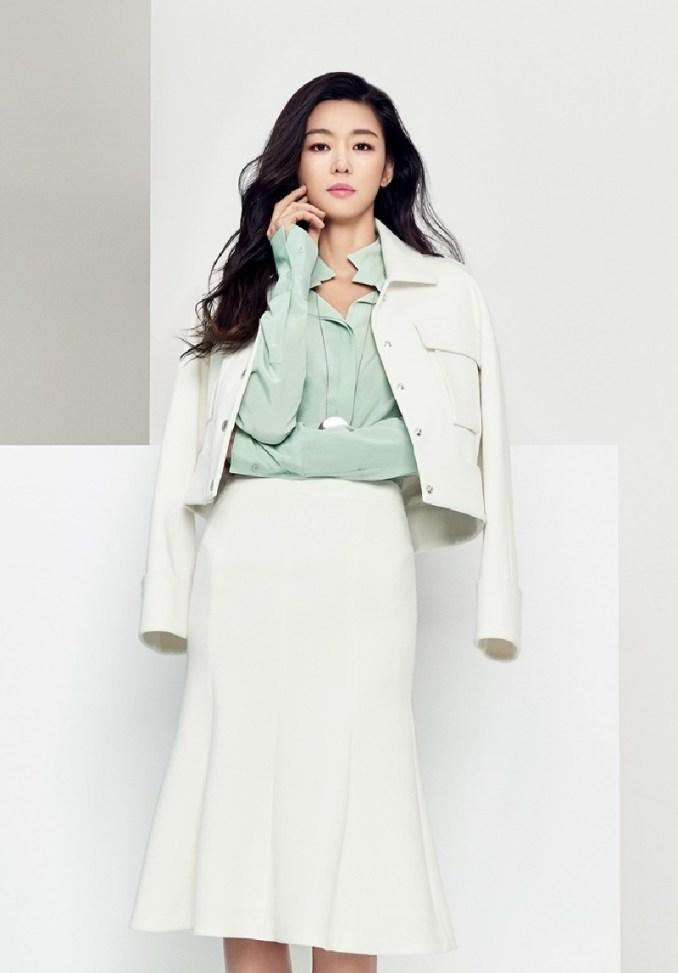 2017 Jun Ji Hyun's Photo For MICHAA 2