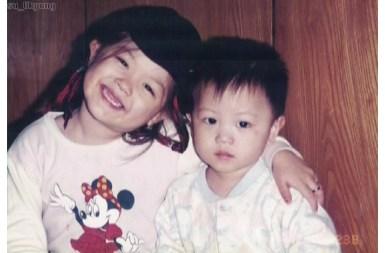Yook Sung Jae Childhood Photo 3