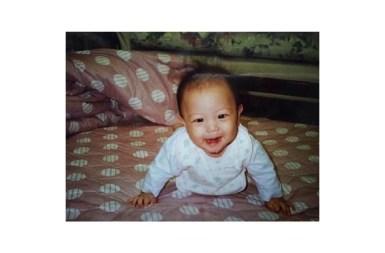 Yook Sung Jae Childhood Photo 5