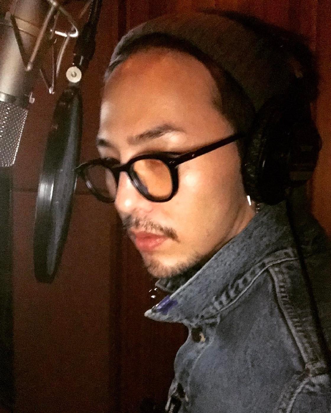 G Dragon Instagram Photo