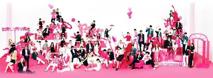 SMTOWN Live Poster