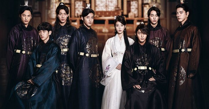 Actors Actress K Drama Moon Lovers Scarlet Heart Ryeo