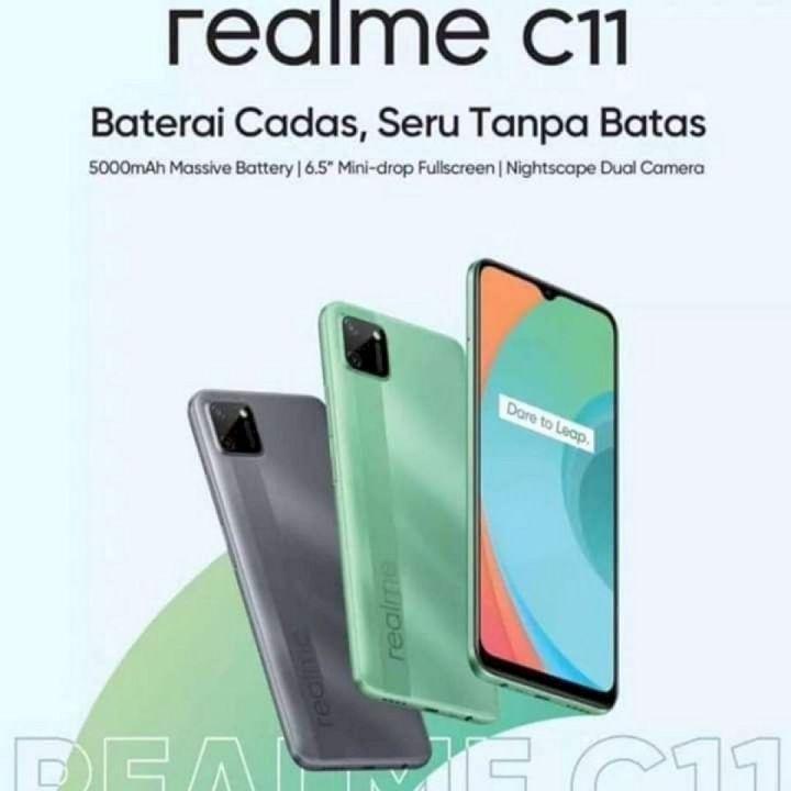 Desain Keren Realme C11