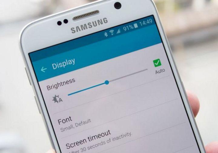 Kecerahan Layar Pada Smartphone