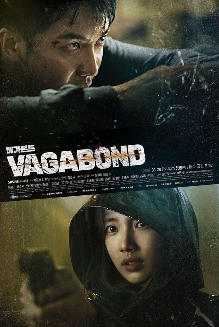Pemeran K Drama Vagabond