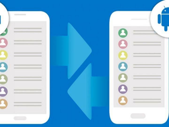 Cara Mengirim Kontak Antar Android