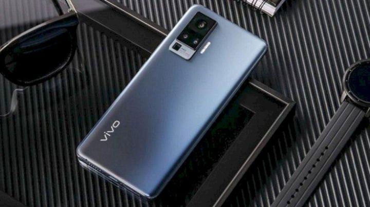 Desain Vivo X50 Series