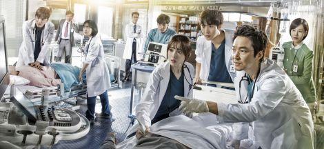 Poster K Drama Dr. Romantic 2 1