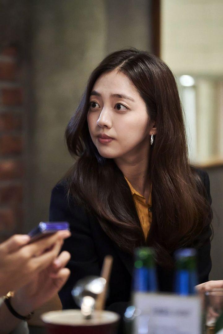 Baek Soo Min Sebagai Han Jin Joo