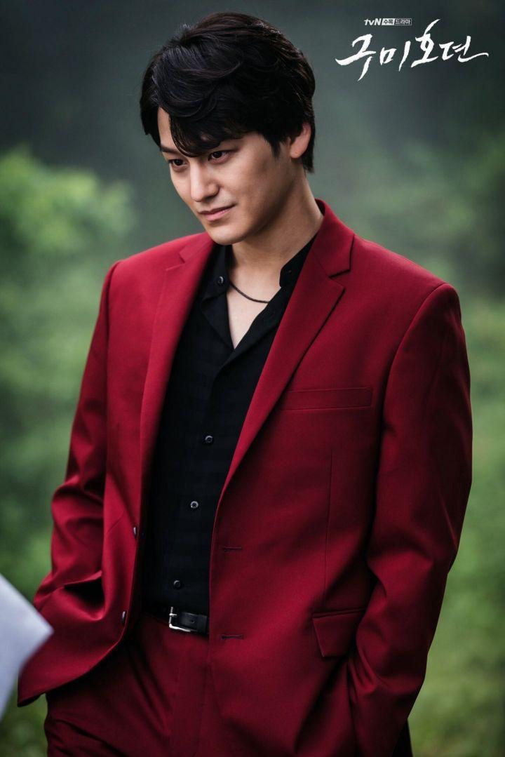 Kim Bum Sebagai Lee Rang