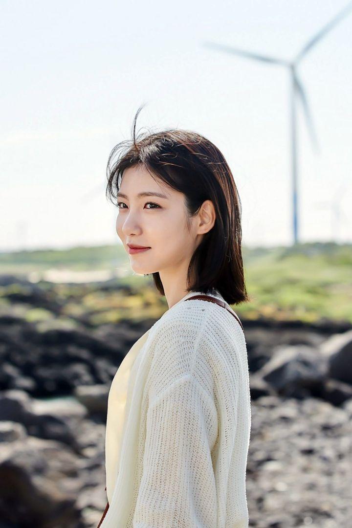 Shin Ye Eun Sebagai Kyung Woo Yeon