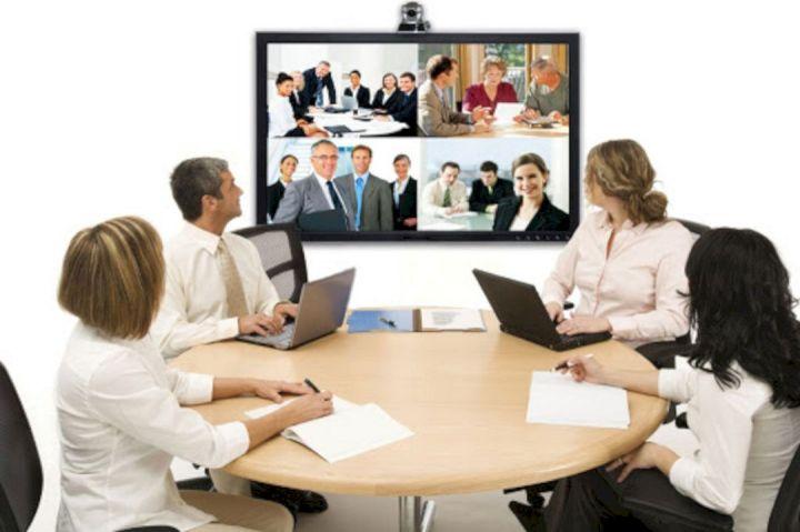 Video Telekonferensi Google Meet