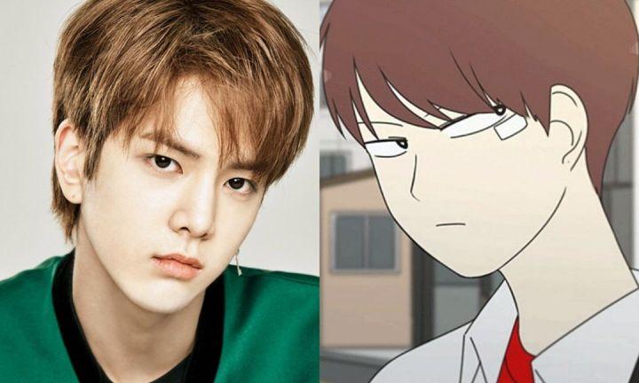Young Hoon THE BOYZ Sebagai Lee Kyung Woo