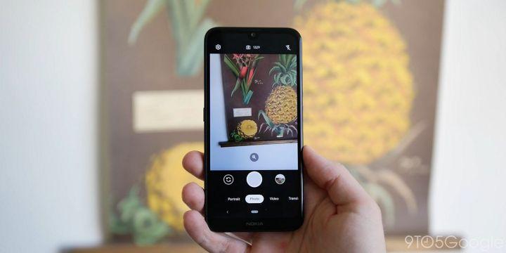 Fitur Mode Malam Google Camera Go