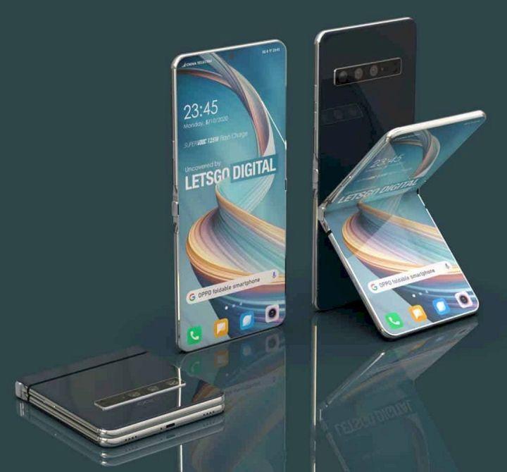 OPPO Tengah Siapkan Smartphone Lipat