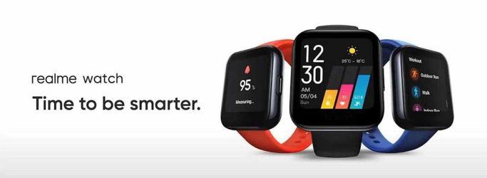 Tanggal Peluncuran Realme Watch S