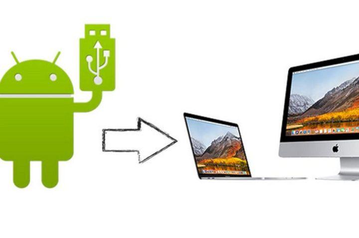 Cara Transfer File Dari Android Ke MacOS