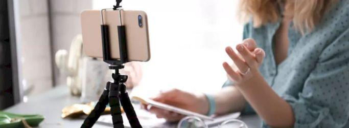 Menjadikan Ponsel Sebagai Webcam