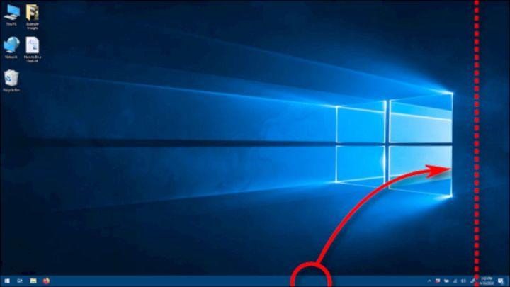 Cara Memindahkan Taskbar Windows 10
