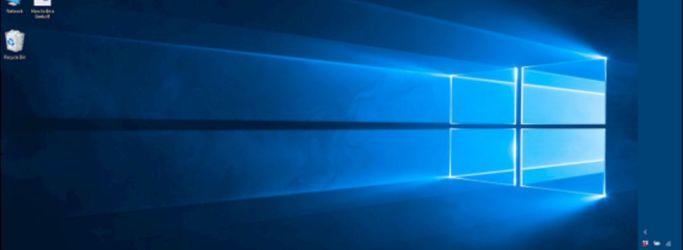 Taskbar Vertikal Di Windows 10
