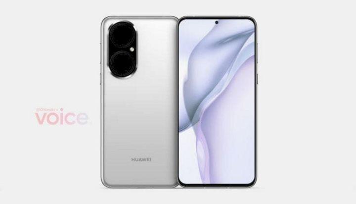 Desain Huawei P50