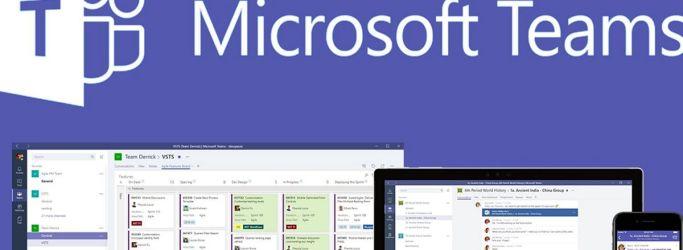 Mode Gelap Pada Microsoft Teams
