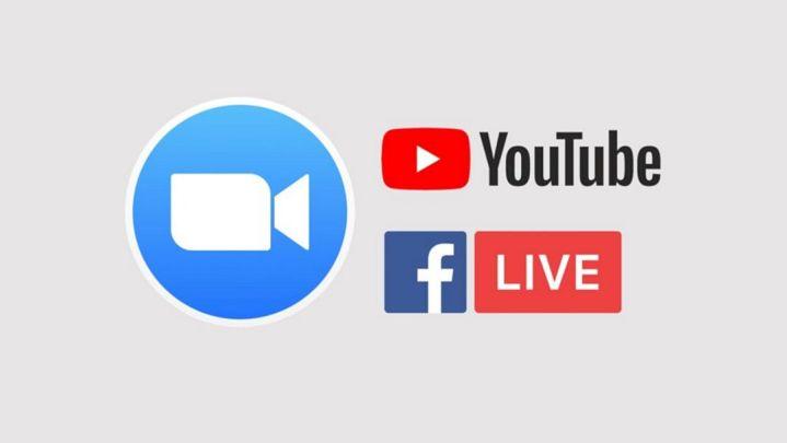 Cara Live Zoom Meeting Di Facebook