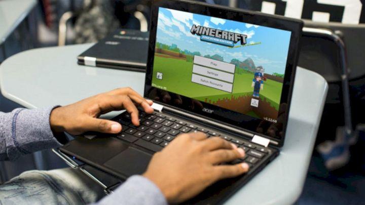 Cara Bermain Minecraft Pada Chromebook Anda