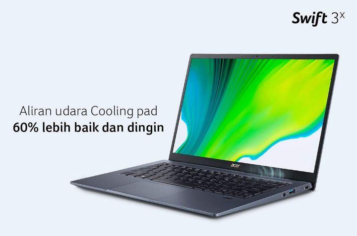 Acer Swift 3X I5 1135G7