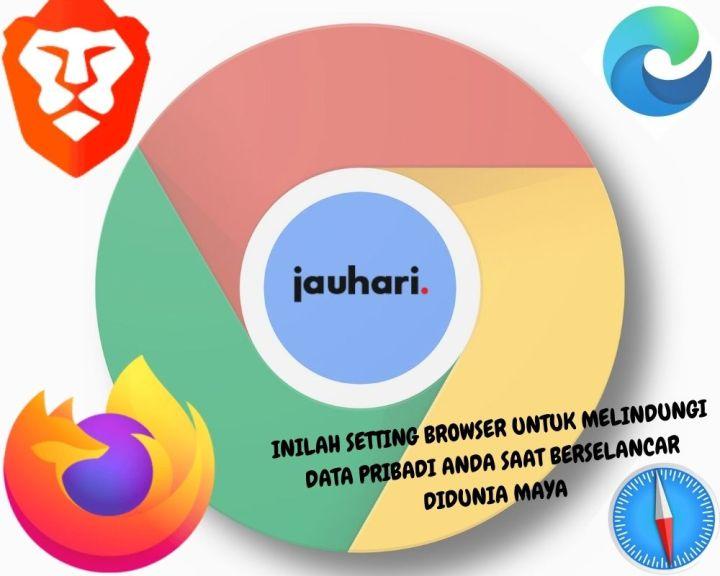 Inilah Setting Browser Untuk Melindungi Data Pribadi Anda Saat Berselancar Didunia Maya