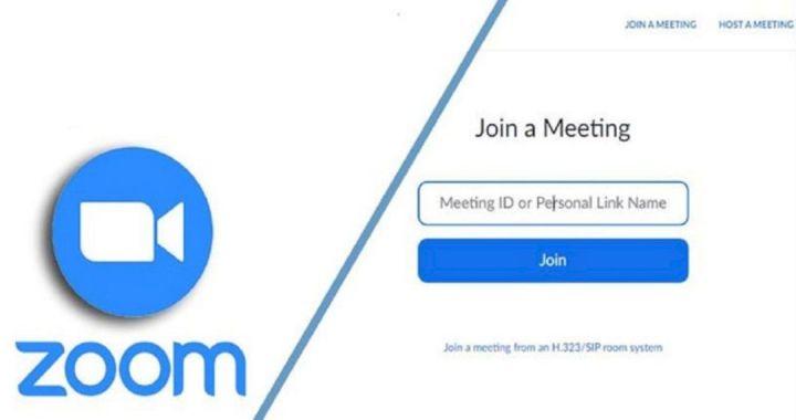 Membuat Rapat Pada Zoom
