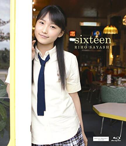 [EPXE-5063]sixteen 鞘師里保