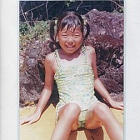 [SS-031]西岡笑子 清流の森 西岡笑子 10歳