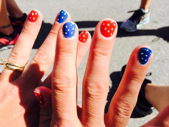 super nails IWH 2014