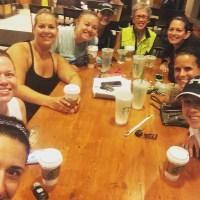 Weekend Update: Runner Girls Night Out